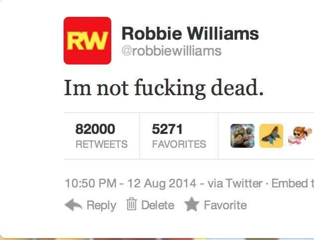 robbie-william-tweets