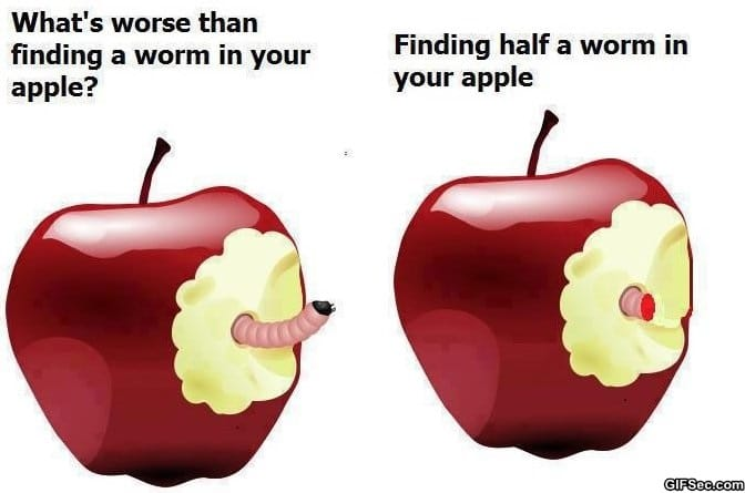 apple-and-worms