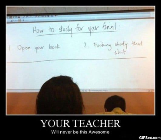 awesome-teacher