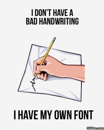 bad-handwriting