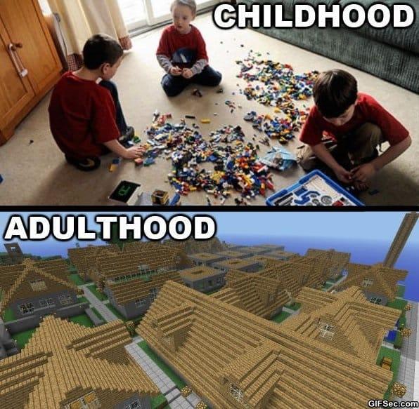 childhood-vs-adulthood