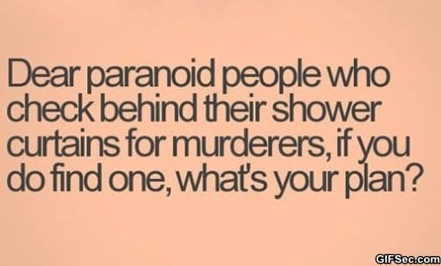 Dear paranoid people meme lol humor funny pictures funny photos funny