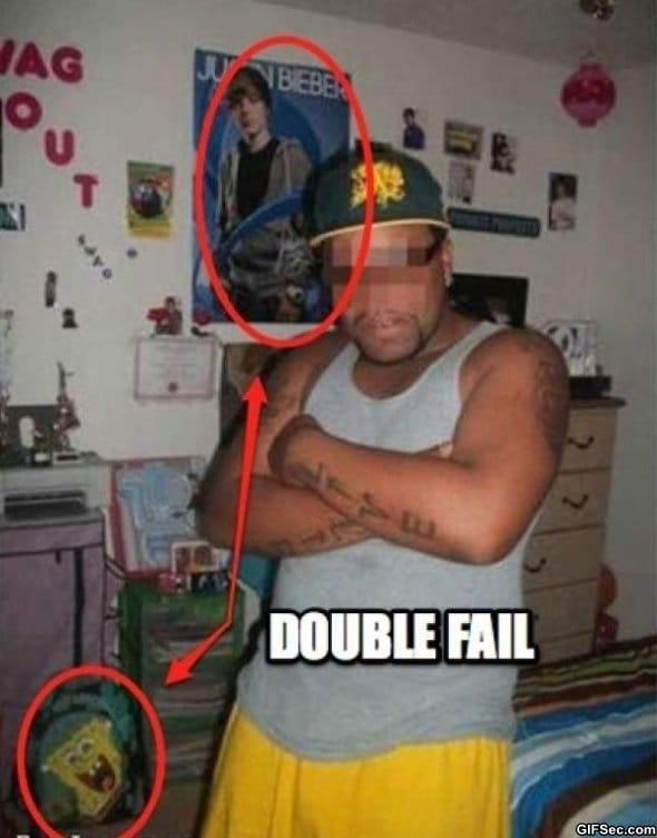 double-fail