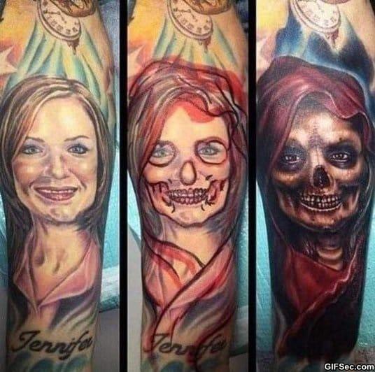 ex-girlfriends-tattoo