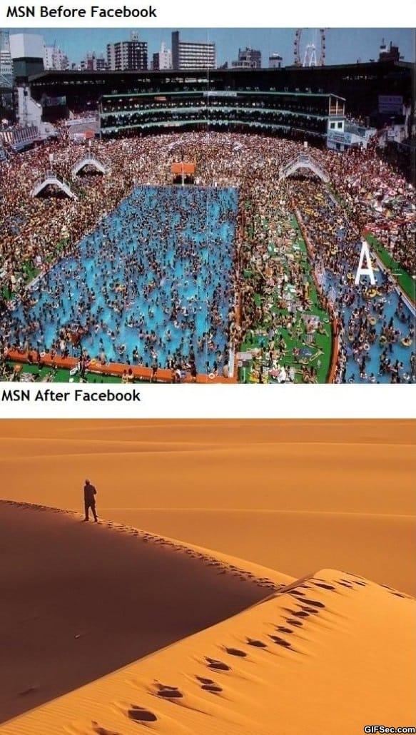 facebook-vs-msn
