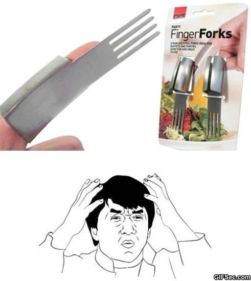 finger-forks