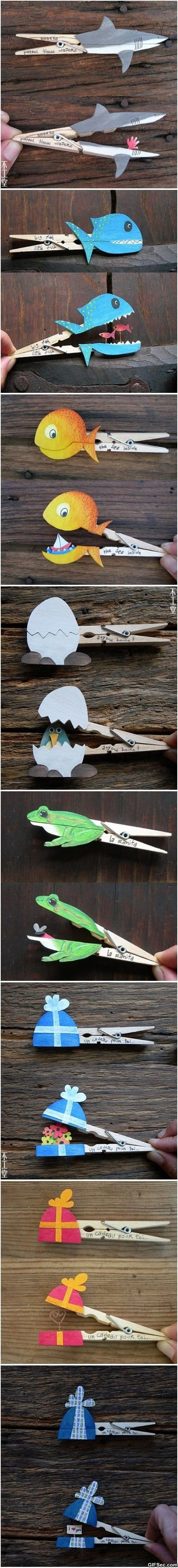 funny-fun-with-clothespins