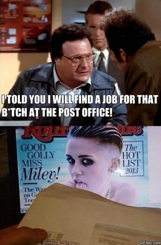funny-gif-miley-cyrus-new-job
