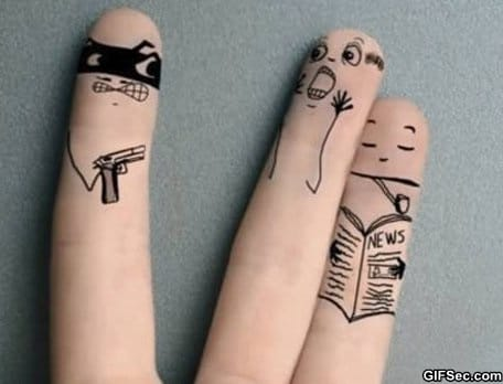 finger-art