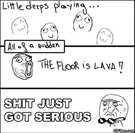 floor-is-lava