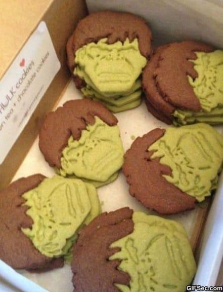 hulk-cookies