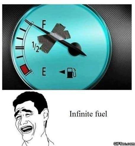 infinite-fuel