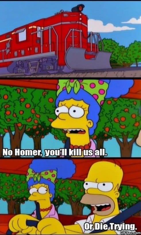 just-homer-being-homer
