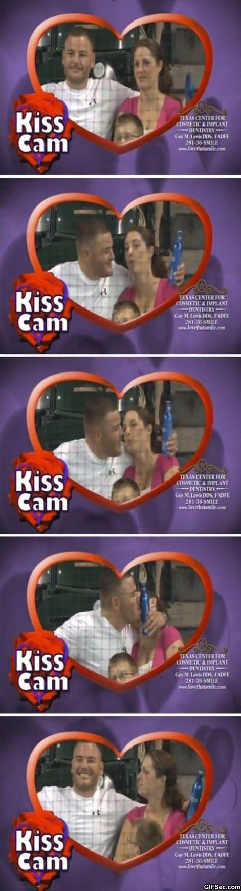 kiss-cam