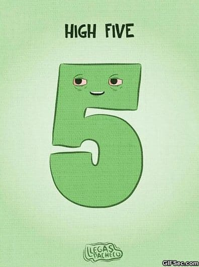 lol-high-five