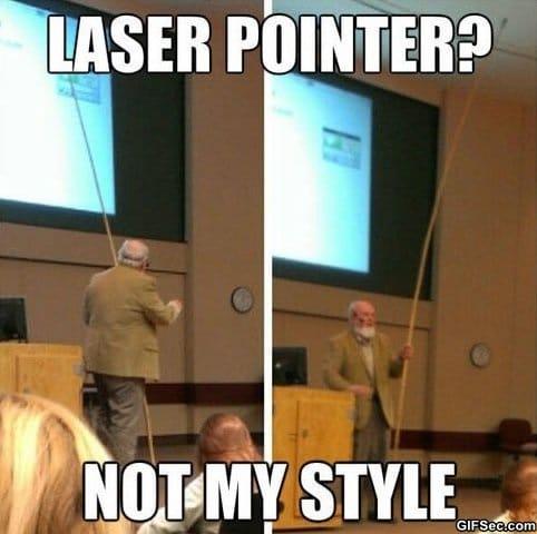 laser-pointer