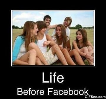 life-before-facebook
