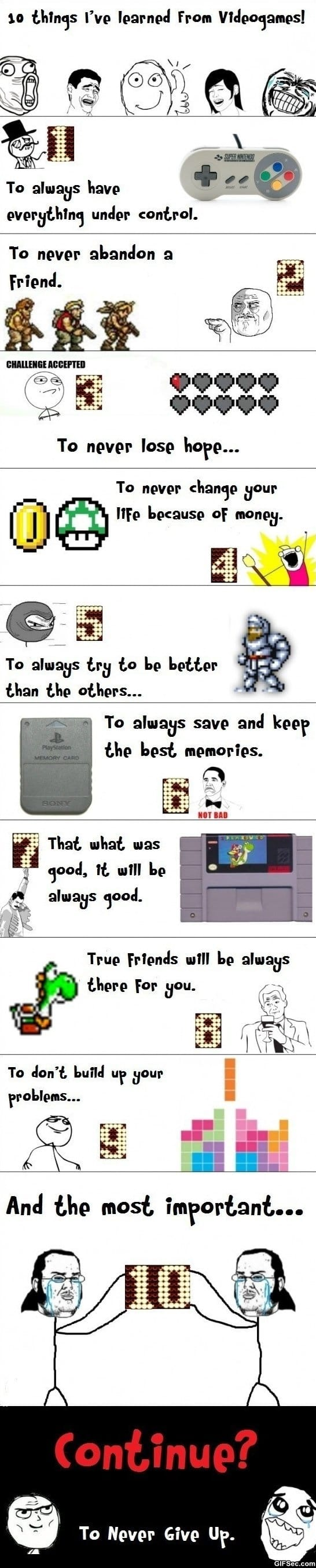 meme-10-things-ive-learned-from-videogames
