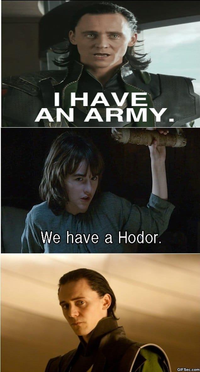 MEME – Hodor