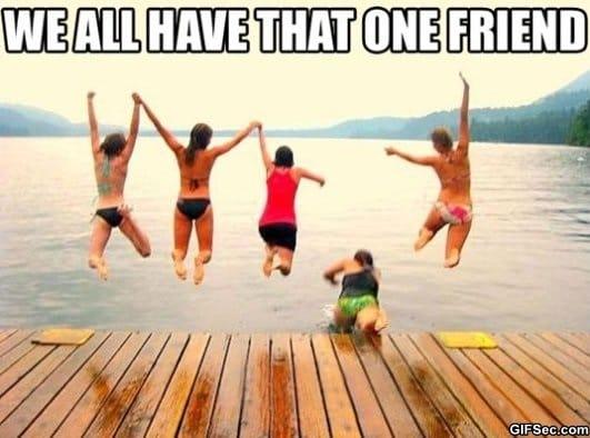 one-friend