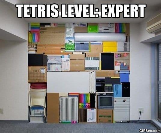 tetris-expert