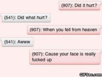 text-message-bad-pickup-line