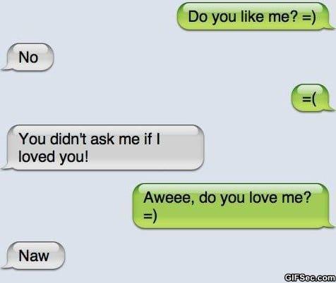 text-message-do-you-like-me