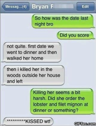 text-message-first-date