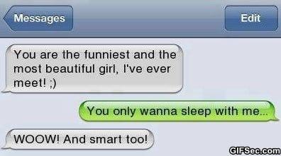 text-message-smart-girl