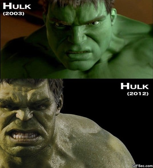 the-hulk-2003-vs-2012