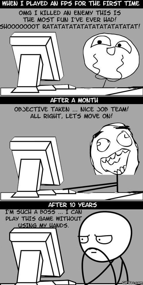 the-story-of-every-first-person-shooter-player