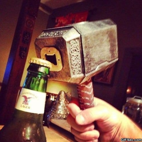 thors-hammer-bottle-opener