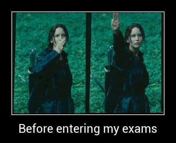 Funny Exam Memes Tumblr : Before entering the exams meme and lol