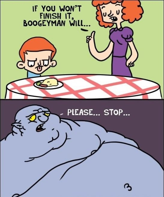 Funny Meme Comic Jokes : Funny boogeyman jokes