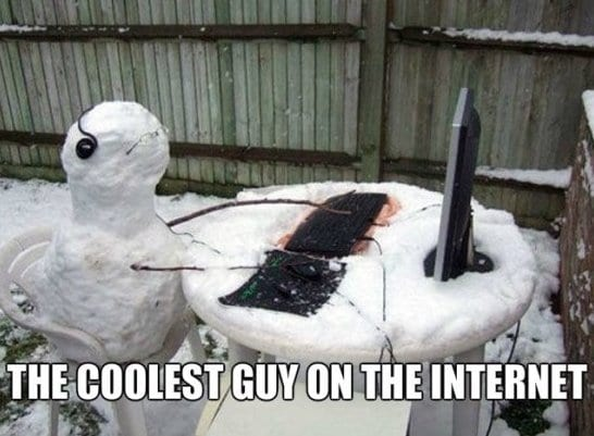 The Funniest Memes On The Internet : Funny coolest guy on the internet meme jokes