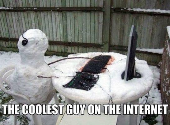 Funniest Memes On The Internet : Funny coolest guy on the internet meme jokes