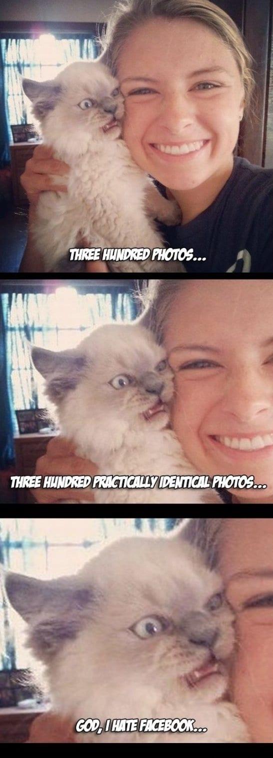 Funny Memes For Likes : Funny facebook girls be like meme