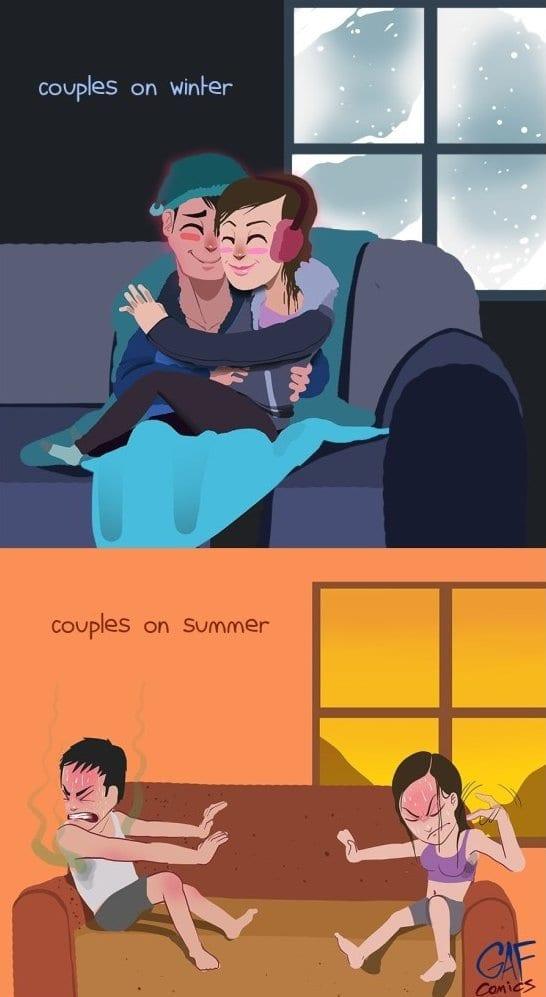 funny-memes-winter-vs-summer-meme