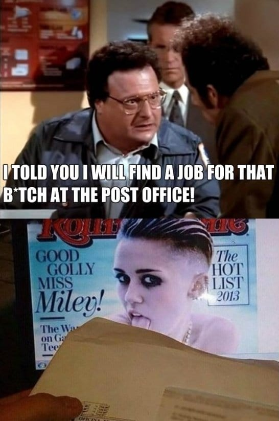 funny-miley-cyrus-got-a-job-meme