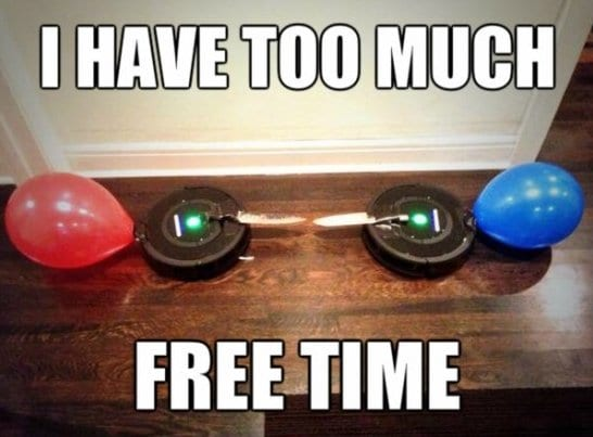 Funniest Meme Of 2014 : Best meme robots fightning