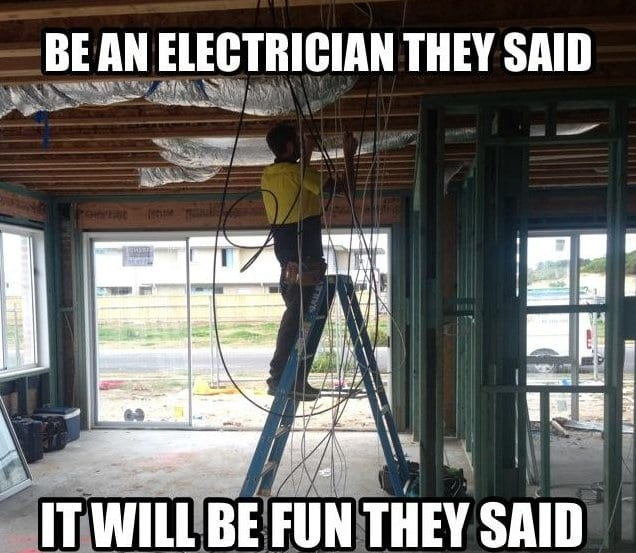 electricain work