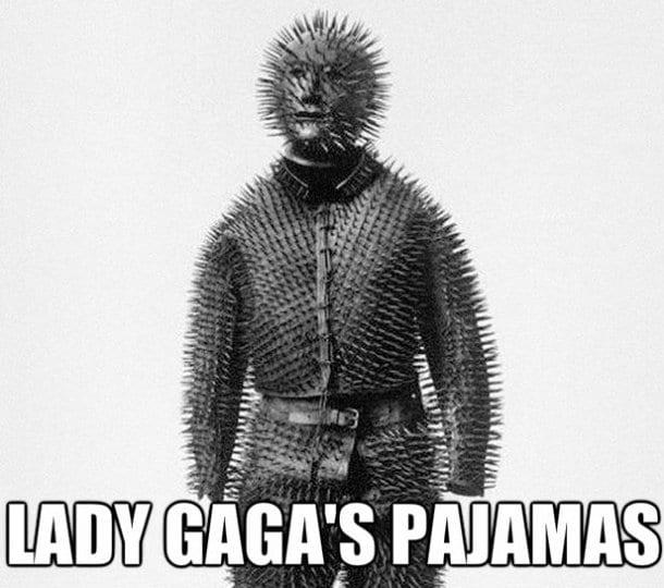 funny-images-lady-gagas-pajamas