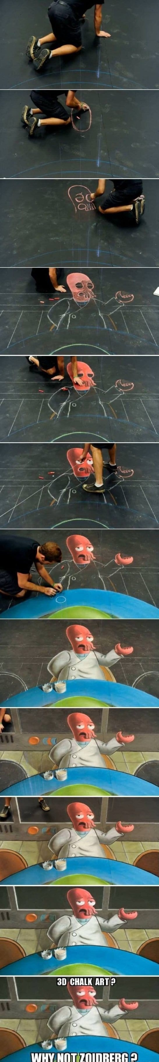 funny-pictures-meme-3d-chalk-art