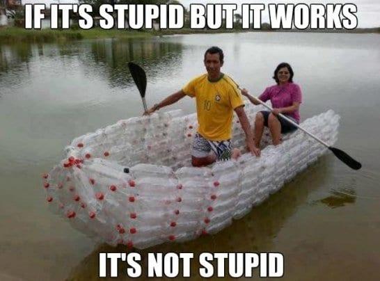 joke-2014-boat-made-of-bottles