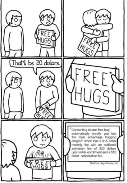 LOL 2014 Free hugs LOL