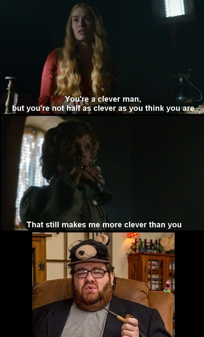 Game of Thrones Meme Funny