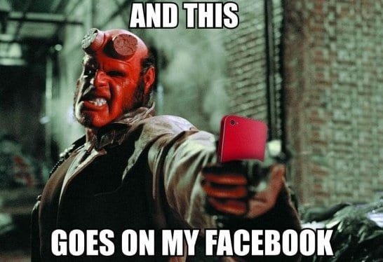 Funny Memes For Likes : Meme girls on facebook be like