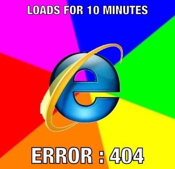 Funniest Memes November 2014 : Memes internet explorer