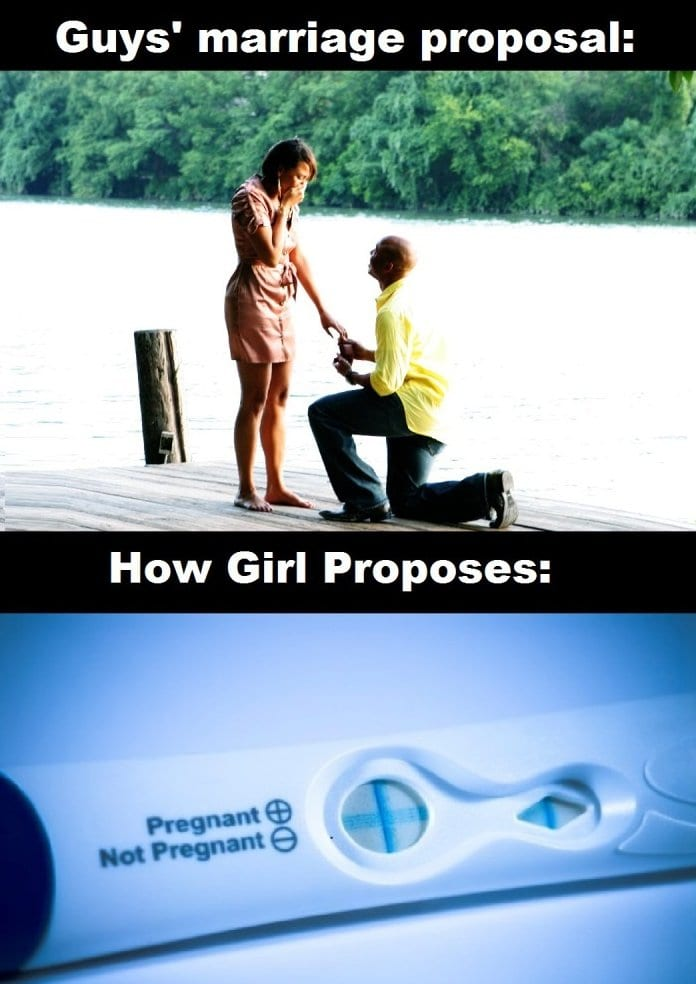 Funny Marriage Proposal Meme : Marriage proposal