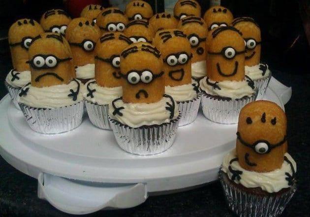 minion-cakes